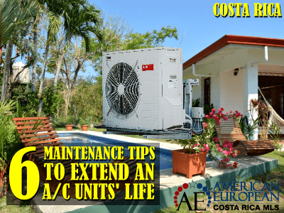 6 Maintenance Tips To Extend The Life Of Your Air Conditioning Unit
