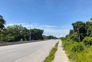 Liberia Land for sale on the Interamerican Highway
